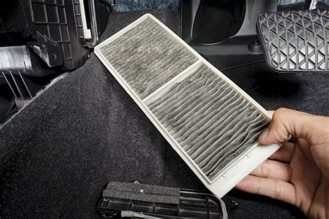 Filter Cabin Ac symptoms of a bad or failing cabin air filter