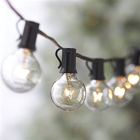 cafe light strings cafe style string light set 10 lights 10 8 end to
