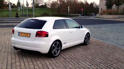 Audi A3 8p 2003 Tuning by Audi A3 8p 2 0 Tfsi Ricky Youtube