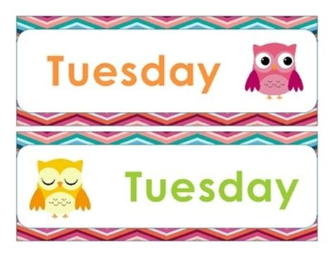 theme names for days of the week days of the week and months of clipart panda free