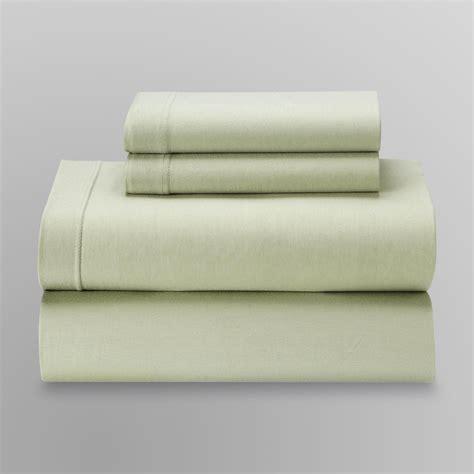 jersey knit bed sheets modal jersey knit sheet set home bed bath bedding