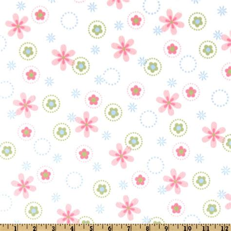 pastel flannel pattern cozy cotton flannel floral pastel discount designer