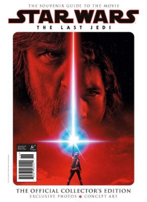 wars the last jedi the official collector s
