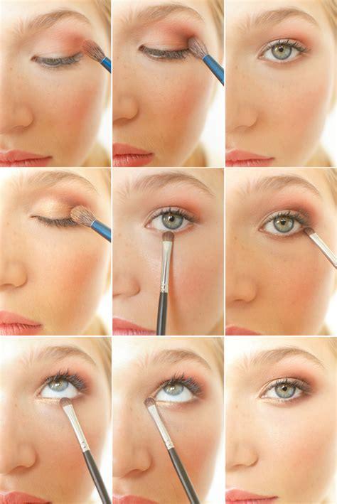 Tutorial Eyeshadow Sariayu Papua eyeshadow for eye color green hazel wedding eyeshadow ideas