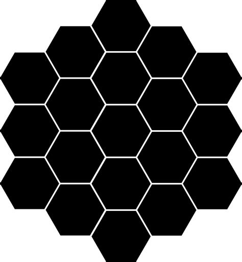 icon pattern svg honeycomb svg png icon free download 252085