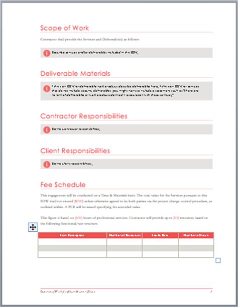 grant proposal template microsoft word templates