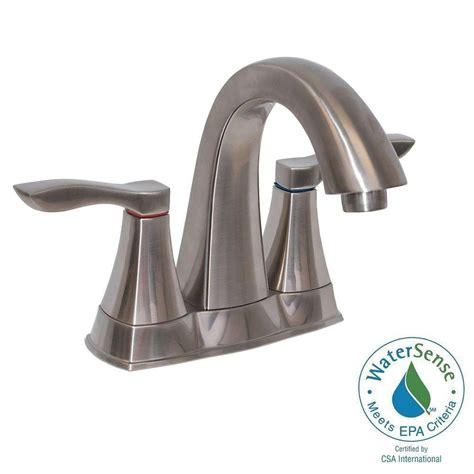 moen darcy bathroom faucet moen darcy faucet brushed nickel