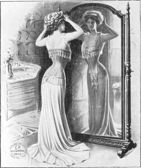 femme au foyer 1900 mode au xxe siecle