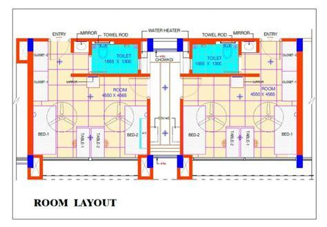 room layout website pratibha hostel room layout