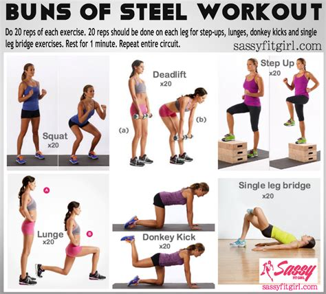 Top 7 Exercises To Tighten Up The Buttocks by 6 Of The Best Exercises Squats Deadlifts Step Ups