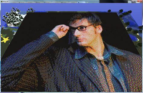 10th doctor pixel art minecraft 10th doctor pixel art screenshots show your creation