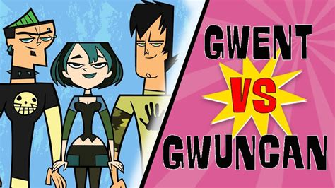 Drama I Like Vs by Total Drama Gwent Vs Gwuncan Who Was Best