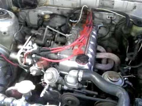 toyota motoren motor toyota 1 8 weberoso