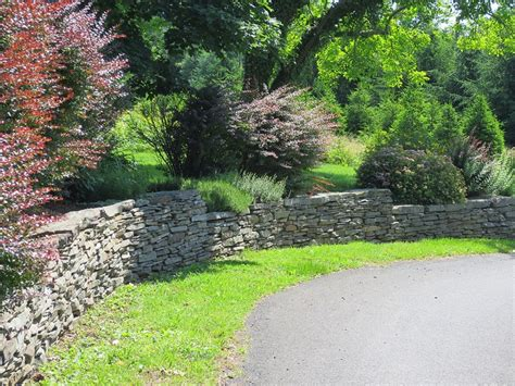 Fieldstone Gardens by Fieldstone Wall Garden Search Wall