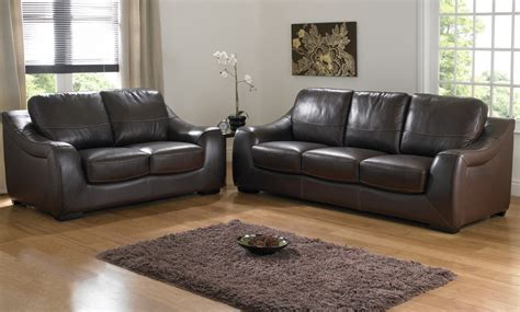 bedford brown leather sofa set plushemisphere