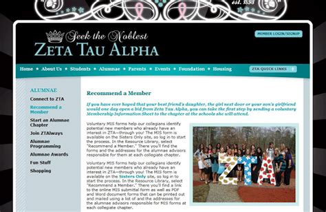 Zta Letter Of Recommendation how to write a recommendation letter for a sorority