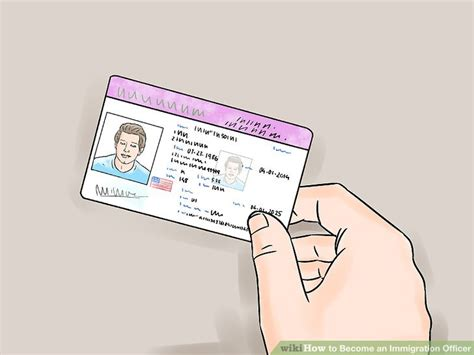 Can You Become A Officer With Criminal Record How To Become An Immigration Officer With Pictures Wikihow