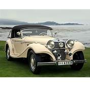 Images Of Mercedes Benz 290 Cabriolet A W18 1933–37
