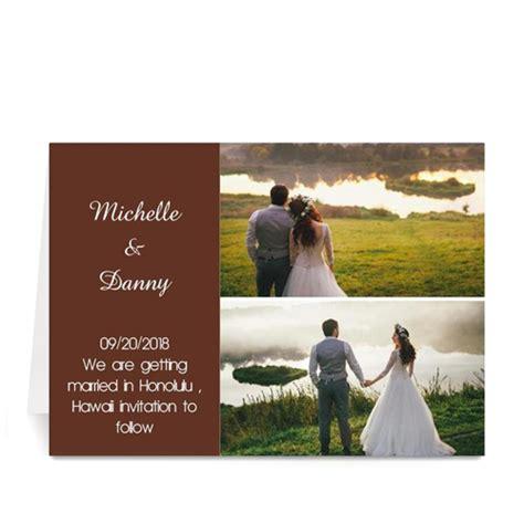 Hochzeitseinladung Collage by Kollage Hochzeitseinladung 12 7 Cm X 17 8 Cm Doppelkarte