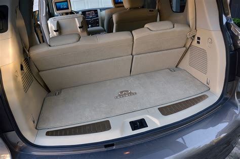 2013 Infiniti Qx56 Interior by 2013 Infiniti Qx56 Review Photo Gallery Autoblog