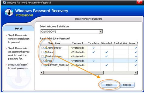 password recovery windows xp professional password recovery windows xp professional