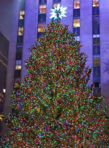 nyc nyc rockefeller center christmas tree
