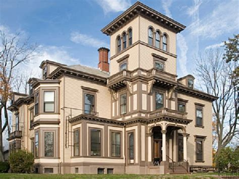 Queen Anne Style by Les Maisons Am 233 Ricaines