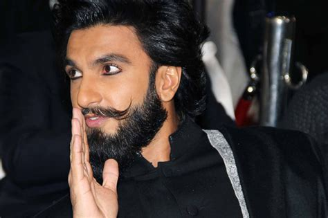 ranbir singh hairstyle sajda did ranveer singh just give a glimpse of his look from