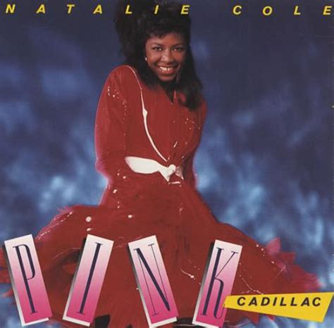pink cadillac by natalie cole natalie cole pink cadillac us promo cd single cd5 5