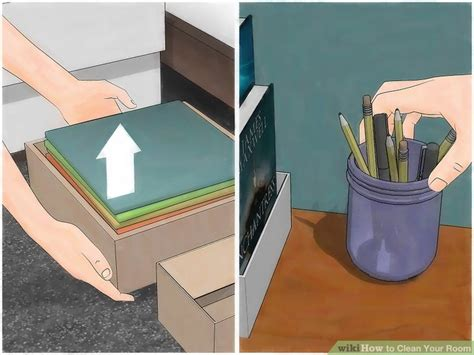10 steps to clean your room the easiest way to clean your room wikihow