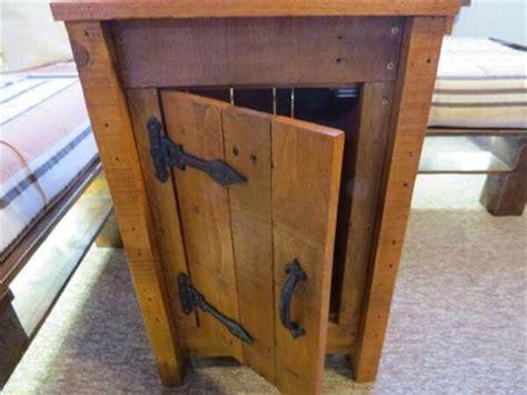 diy rustic styled pallet floor cabinet 101 pallets