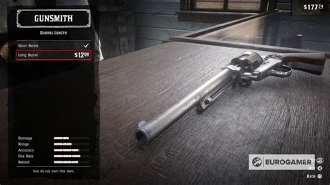 Modification Weapons by Dead Redemption 2 Best Weapons Recommendations How To
