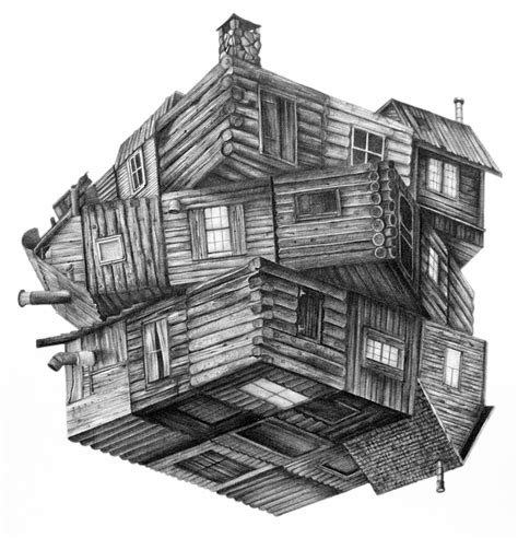 cabin drawings cabin in the woods by gh0st 0f me on deviantart