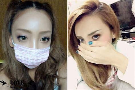 blogger zawachin monomane make up zawachin and impersonation cosmetics