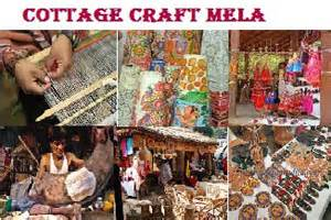 cottage crafts mela organized to empower artisans and