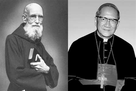 Superb Miracles Approved By The Catholic Church #10: Solanus_Casey_Credit_Wikipedia_CC_30_Cardinal_Van_Thuan_Credit_Thuy_Ho_CC_30_CNA.jpg