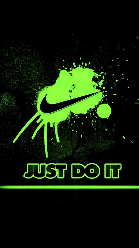 wallpaper nike green nike wallpaper for iphone wallpapersafari