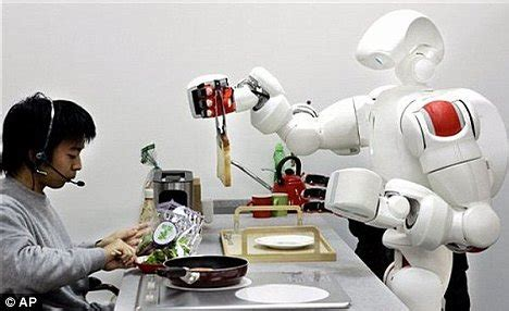 Vs Machine Robots At Japanese Hospital by Revealing The Robot Programmed To Serve You Breakfast In