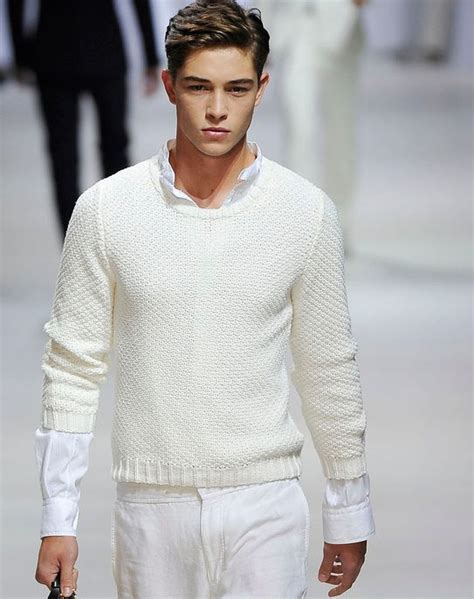 white haired model from chicos 40 best images about francisco lachowski hott on