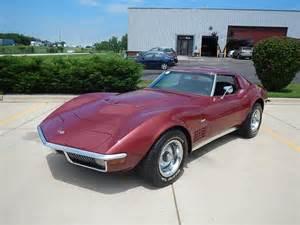used corvettes for sale 1970 chevrolet corvette coupe