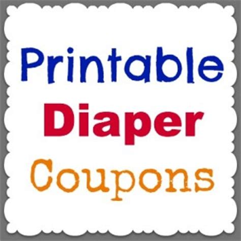 luvs diaper coupons printable 2012 printable pers coupons