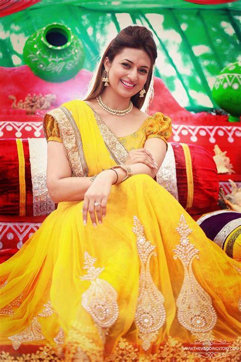 vivek dahiya drama list divyanka vivek rang dey by the wedding story holud