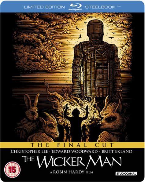 the wicker man the final cut zavvi exclusive limited