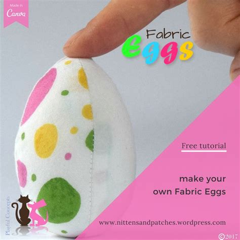 free pattern for fabric easter eggs 17 best craftsy images on pinterest sewing patterns