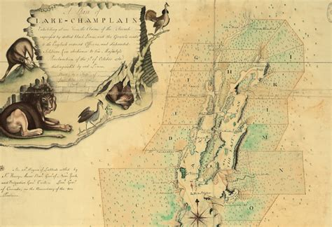 maps their untold stories the national archives bookshop a new book on old maps regards lake chlain and lions live culture