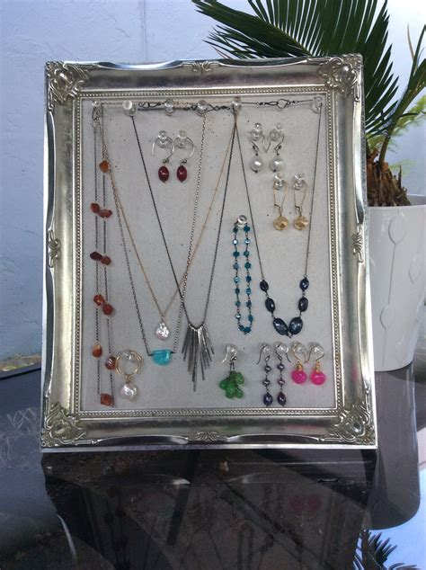 jewelry from home jewelry organizer diy for tips hanging jewels