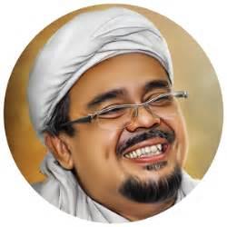 biografi habib rizieq fpi profil muhammad rizieq bin hussein shihab habib rizieq