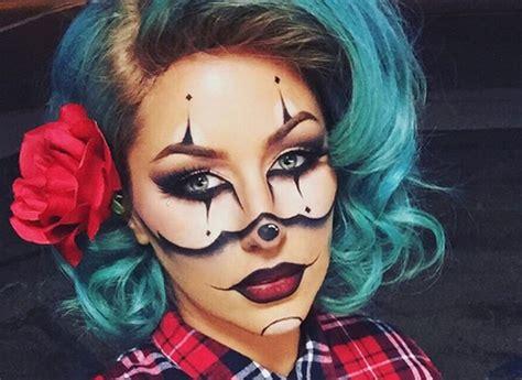 Clown Schminken Frau 2001 by Makeup Cover Capellistyle