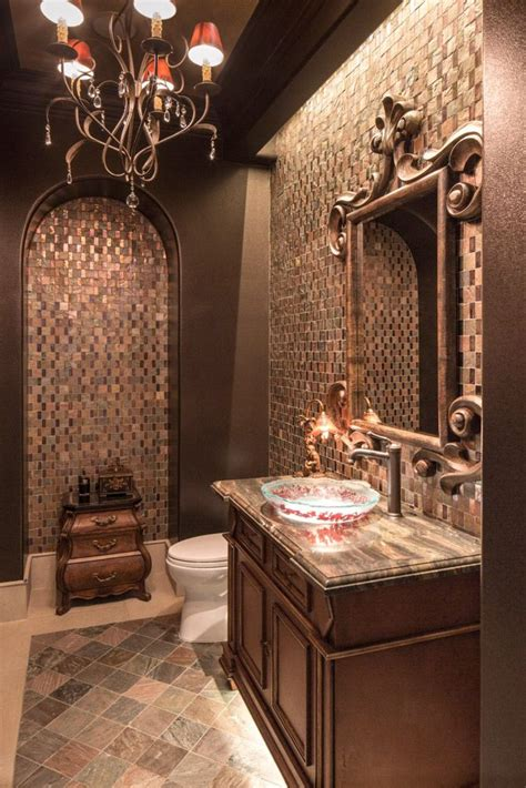 tuscan bathroom love the stone sink old world mediterranean italian spanish tuscan homes jauregui architects interiors construction portfolio