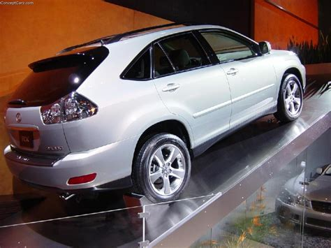 2003 Lexus Rx 300 by 2003 Lexus Rx 300 Information And Photos Zombiedrive